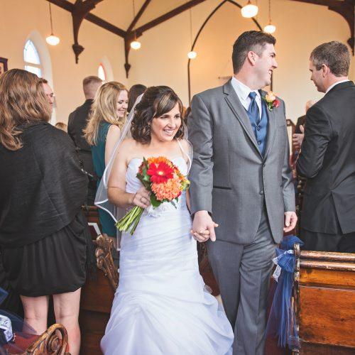 Janelle & Travis - Port Hope Wedding Photographer