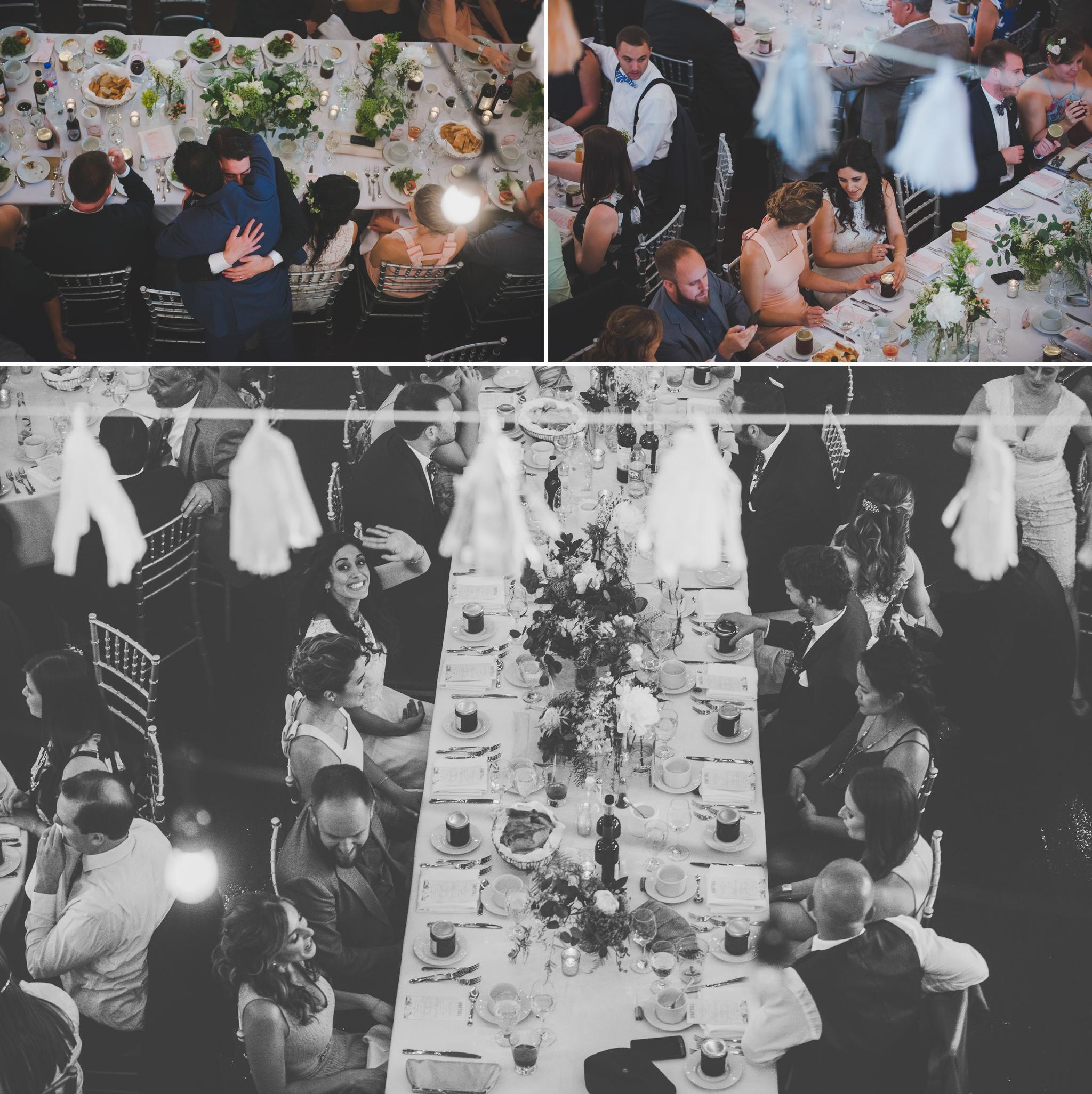 Downtown Toronto wedding, Toronto Wedding, brick, urban, urban toronto wedding, urban wedding photographer, urban wedding photographer, Toronto Wedding Photographer, Downtown Toronto, Toronto Photographer, Berkeley Church, Berkeley Events, Berkeley fieldhouse, bride, groom, bride and groom, couple, bridal portrait, portrait, romantic, intimate, church, church wedding, dramatic light, window light, unique location, candids, wedding guests, ceremony, bride, groom, wedding ceremony, aisle, musician, cocktail hour, party, wedding decor, wedding tables, wedding gifts, table settings, food, wedding food, desserts, wedding details