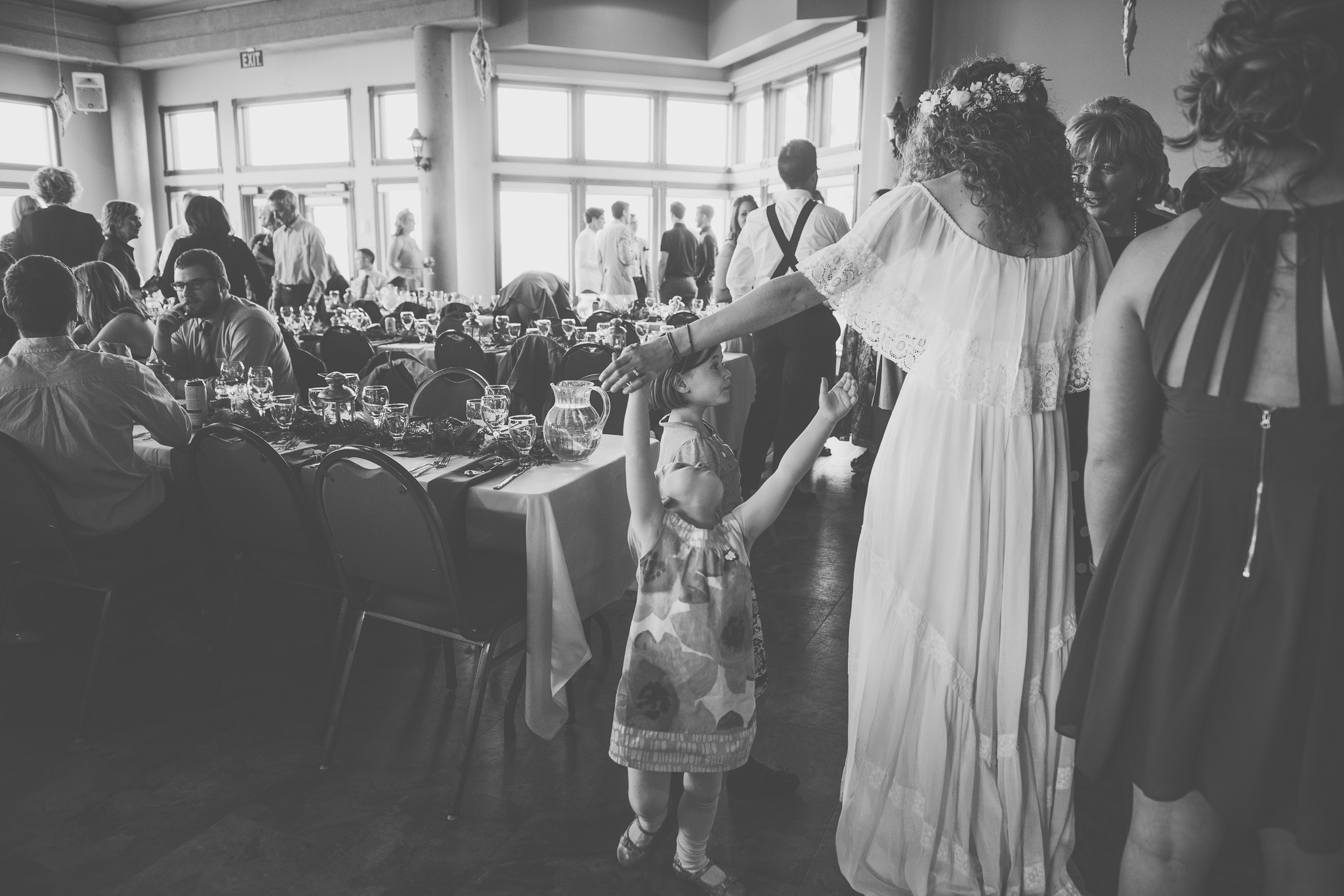 wedding, barrie wedding, barrie photographer, toronto photographer, barrie wedding photographer, toronto wedding photographer, jeannette breward photography, church, church wedding, waterfront, waterfront wedding, spring wedding, ontario wedding, couple, floral crown, religious ceremony, boho bride, boho wedding, bohemian wedding, floral crown, emotional, emotions, emotional wedding, black and white, ceremony, bridesmaids, wedding party, woods, forest, woods wedding, forest wedding, southshore centre, southshore community centre, barrie southshore community centre, barrie southshore centre, reception, party, dance, decor, details, flowers, floral